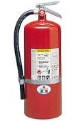 20 lb ABC Multi-Purpose Fire Extinguisher