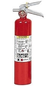2.5 lb ABC Multi-Purpose Fire Extinguisher