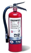 5 lb BC Dry Chemical Fire Extinguisher