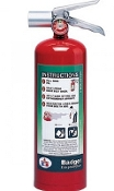 5 lb Halotron Fire Extinguisher