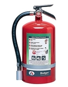 11 lb Halotron Fire Extinguisher