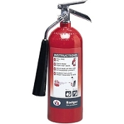 5 lb Carbon Dioxide (CO2) Fire Extinguisher