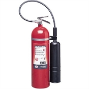 15 lb Carbon Dioxide (CO2) Fire Extinguisher