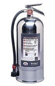 6 liter K Class Wet Chemical Portable Extinguisher