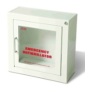 AED Cabinets with Siren