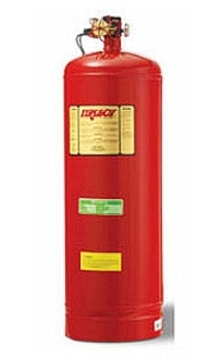 1150 Cubic Feet HFC-227 Extinguishing System